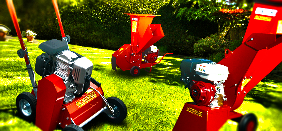 Machines de Jardin