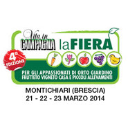 Vita in campagna the fair – march 2014